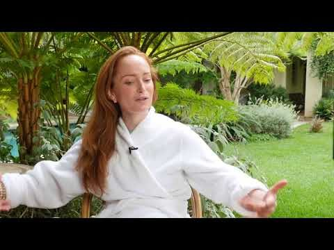 Actress Lotte Verbeek on taking the plunge with GAL Photography